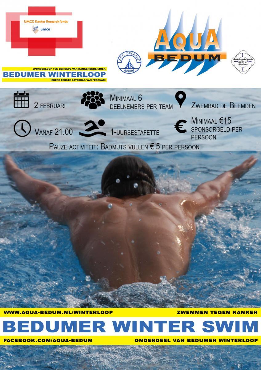 Bedumer Winter Swim